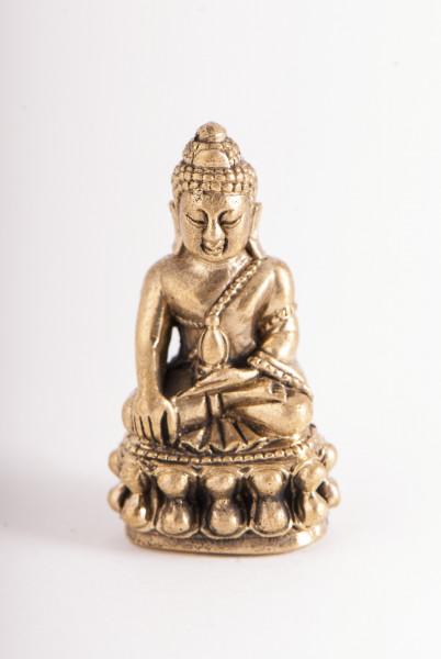 Miniaturfigur Medizinbuddha