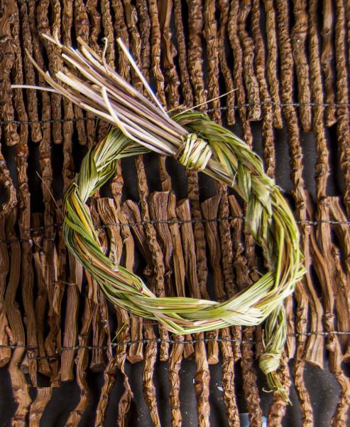 Sweetgrass-Zopf