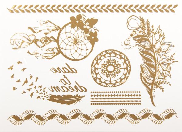 Indianischer Spirit - Tattoo