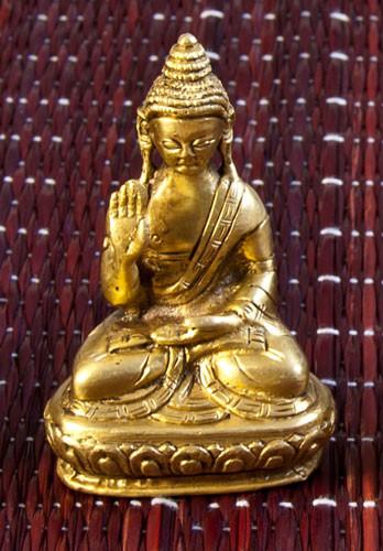 Amoghasiddhi Buddha 7,5 cm