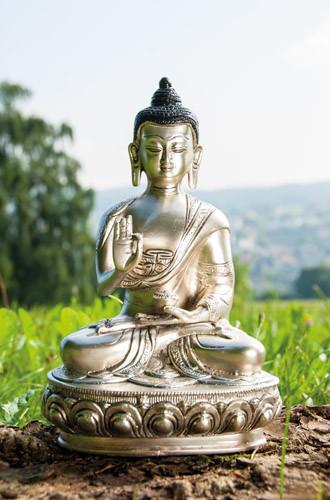 Kanakamuni Buddha 25 cm