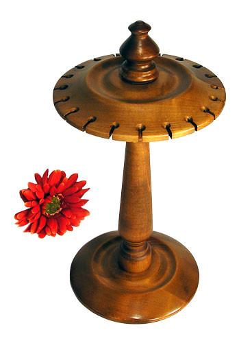 Display für Pendel aus Holz, klein