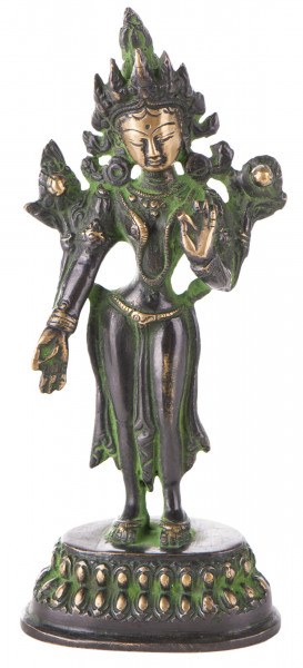 Grüne Tara, 16 cm