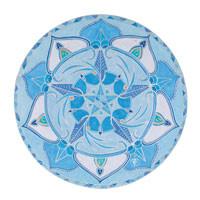 Chakra-Mandala Fibel von Christa Roth