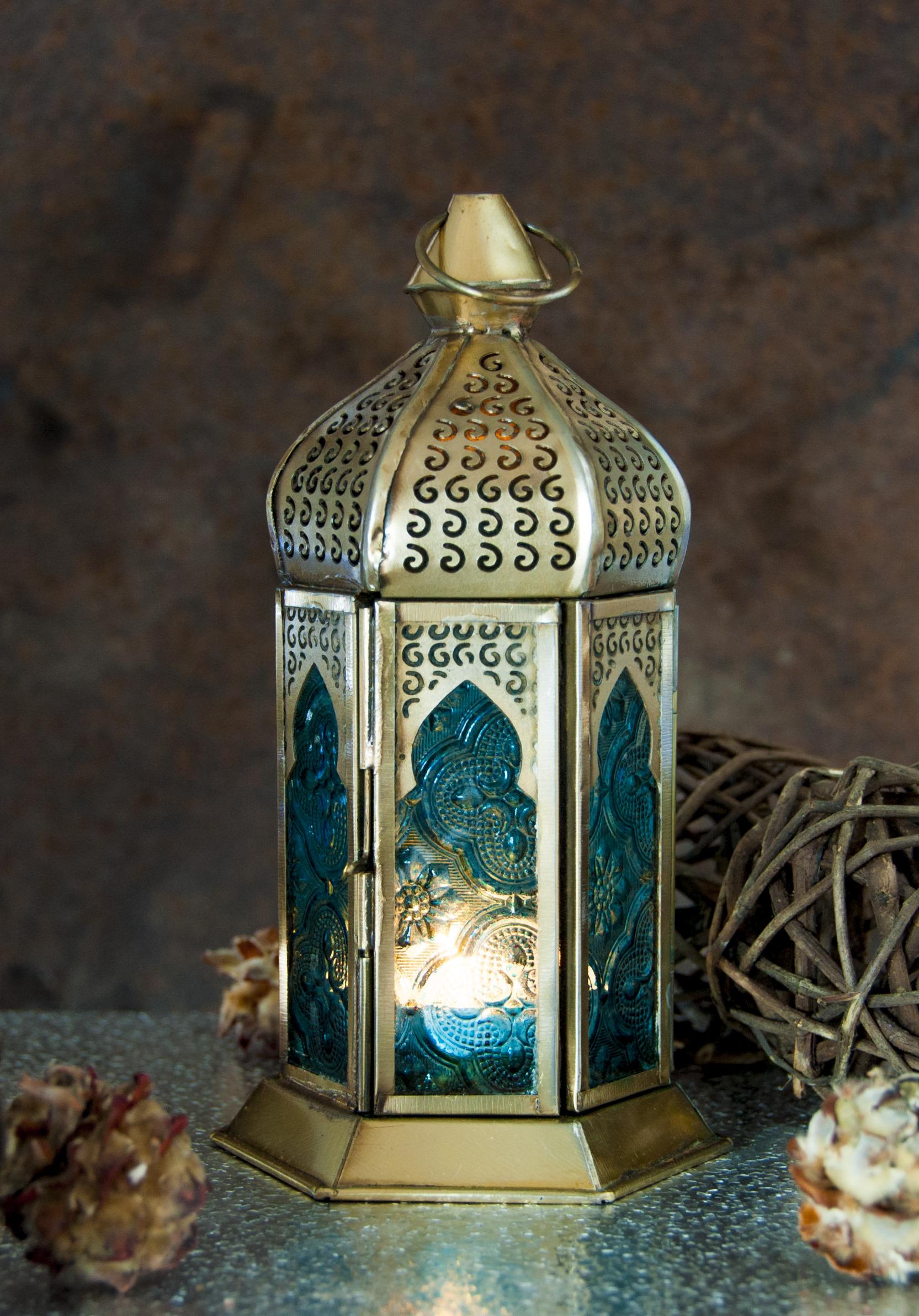 Orientalisches Licht Magischer Moment gefundene Schätze Kreativ-Engel®
