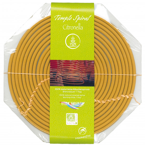 Räucherspirale Citronella 1 Tag