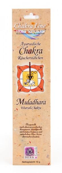 Wurzelchakra (Muladhara) - Chakra Line