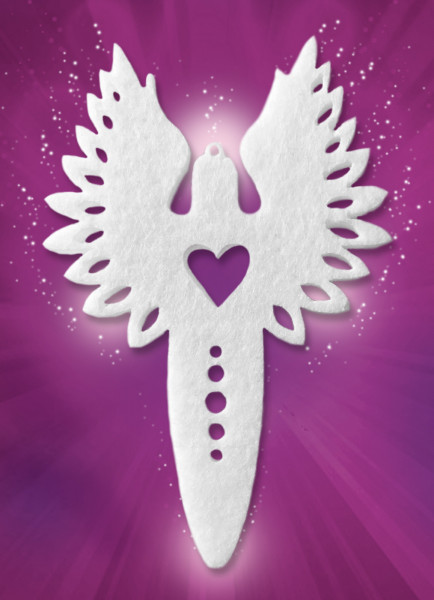 Duftengel - Lavendel