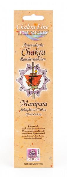 Solarplexus (Manipura) - Chakra Line