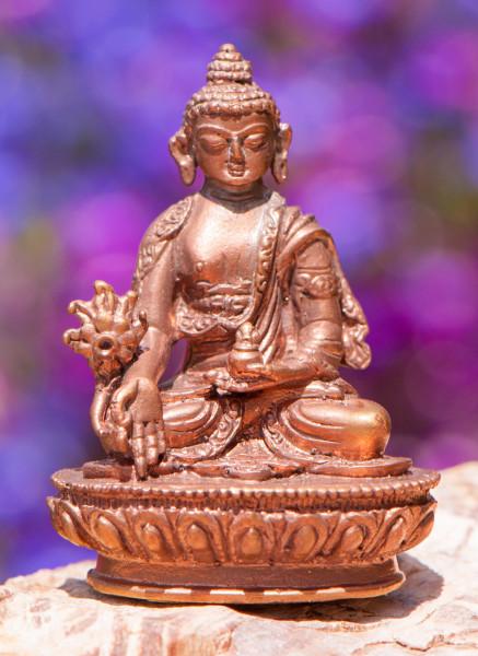 Medizin Buddha, 6 cm