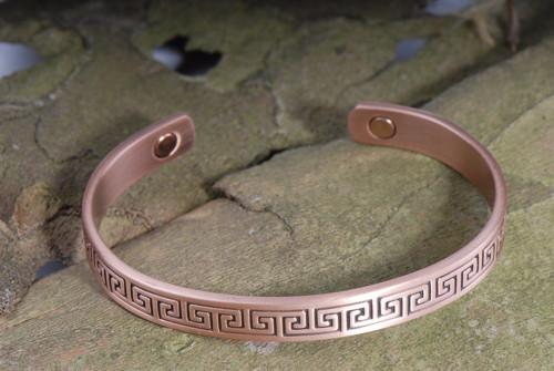 Celtic - Kupfer Armreif