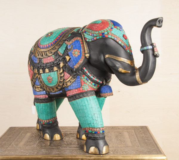 #510 Elefant