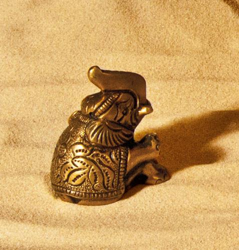 Elefant sitzend 5,5 cm