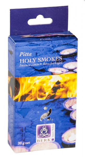 Pitta (Feuer) - Ayurvedische Räucherkegel