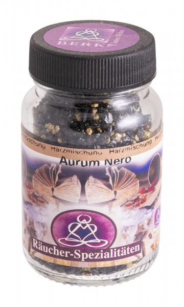 Aurum Nero - Harzmischungen